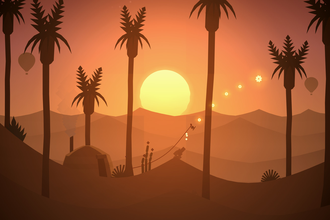 beautiful iphone adventure alto s odyssey is finally coming out this month