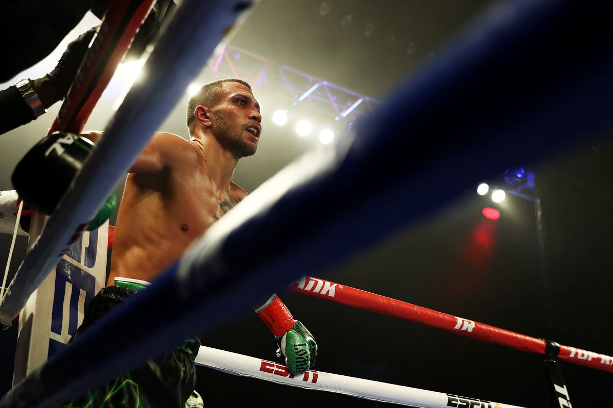 Vasiliy Lomachenko wants to fully unify and fight Mikey Garcia