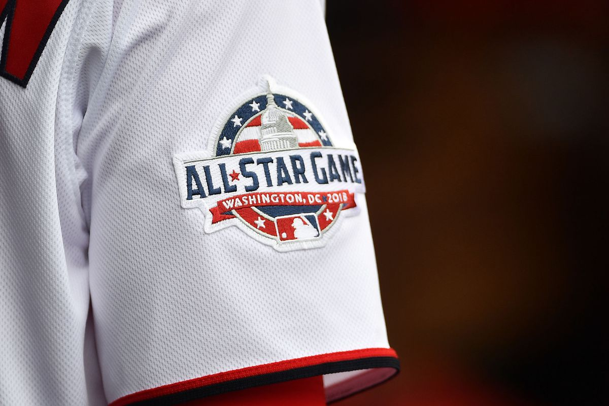 best website bff75 86432 MLB reveals gear for 2018 All-Star Game at Washington, D.C. ...