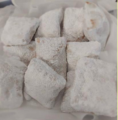 Beignets from Les Sisters in Chatsworth, California