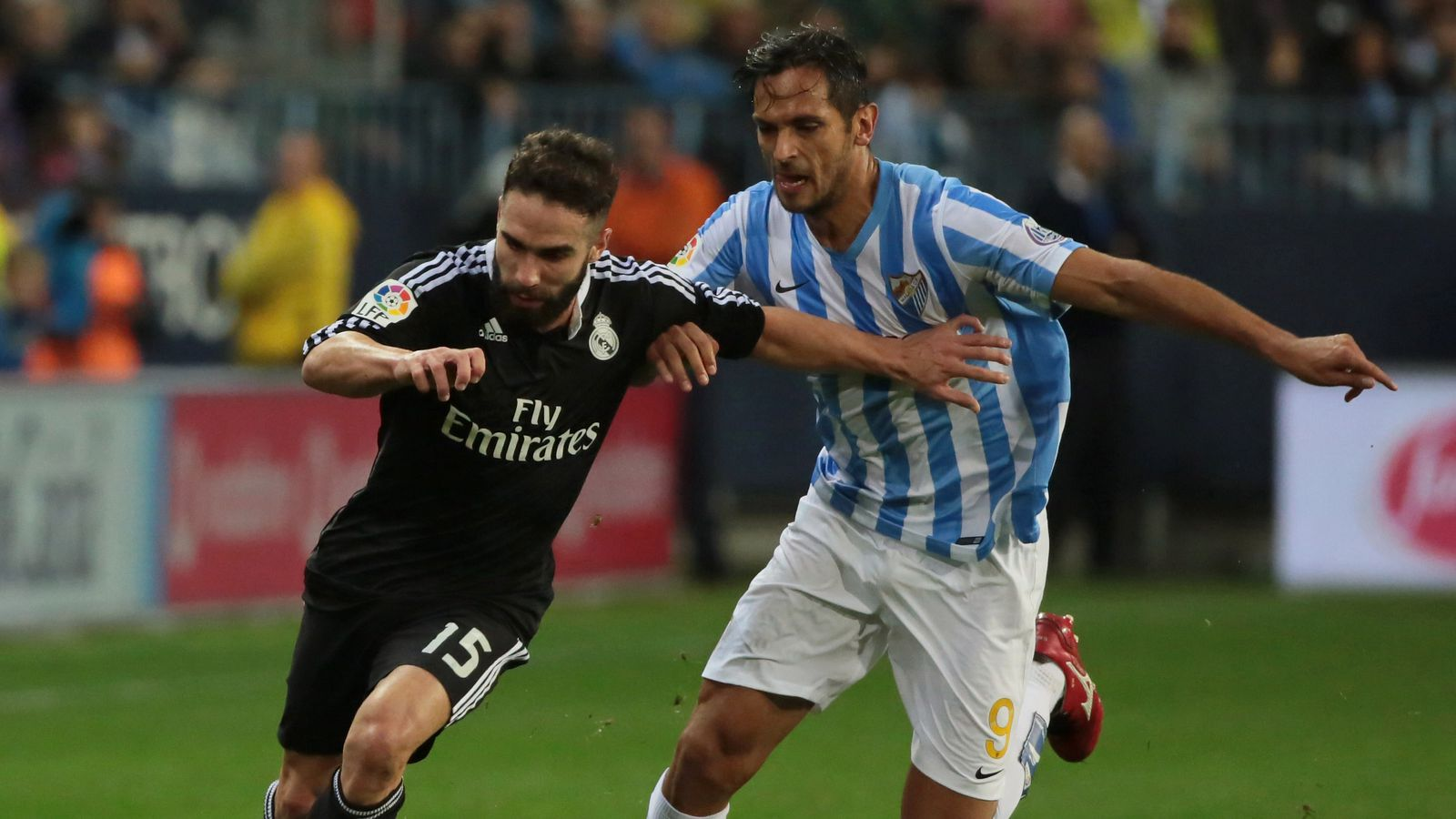 Player Ratings Real Madrid 2: Málaga Vs Real Madrid, Liga BBVA 2014-15: Player Ratings