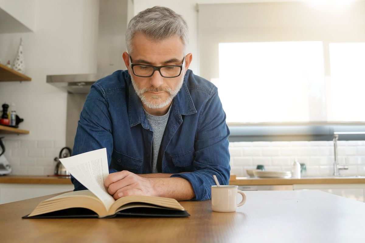 """""""Presbyopia is a frustrating thing for many people in terms of needing reading glasses,"""" says one eye care expert. A new eye drop for which FDA approval is being sought would help treat symptoms of presbyopia."""
