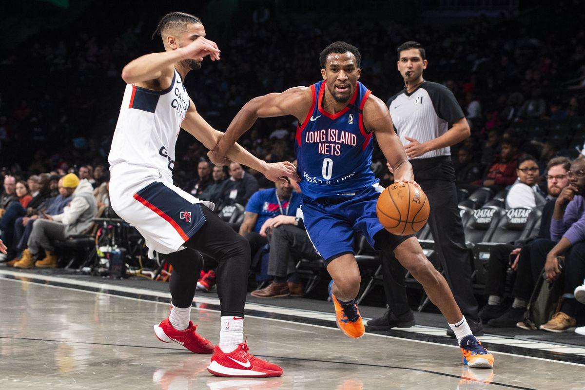 Capital City Go Go v Long Island Nets