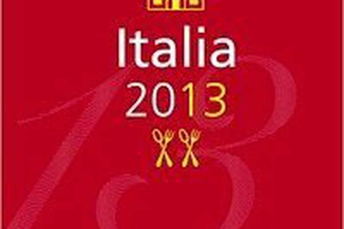 Michelin Guide Announces 2013 Stars For Italy Eater