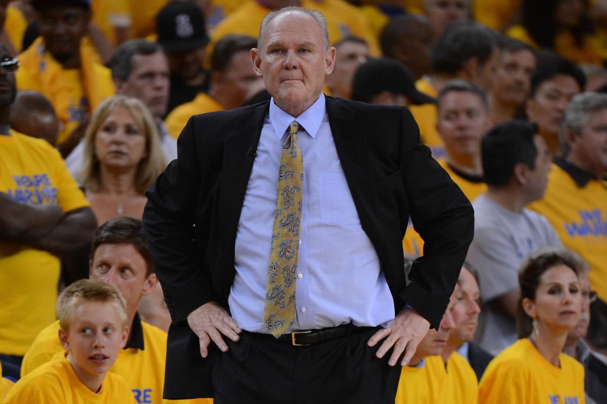George Karl gave an interesting interview to Dave Krieger
