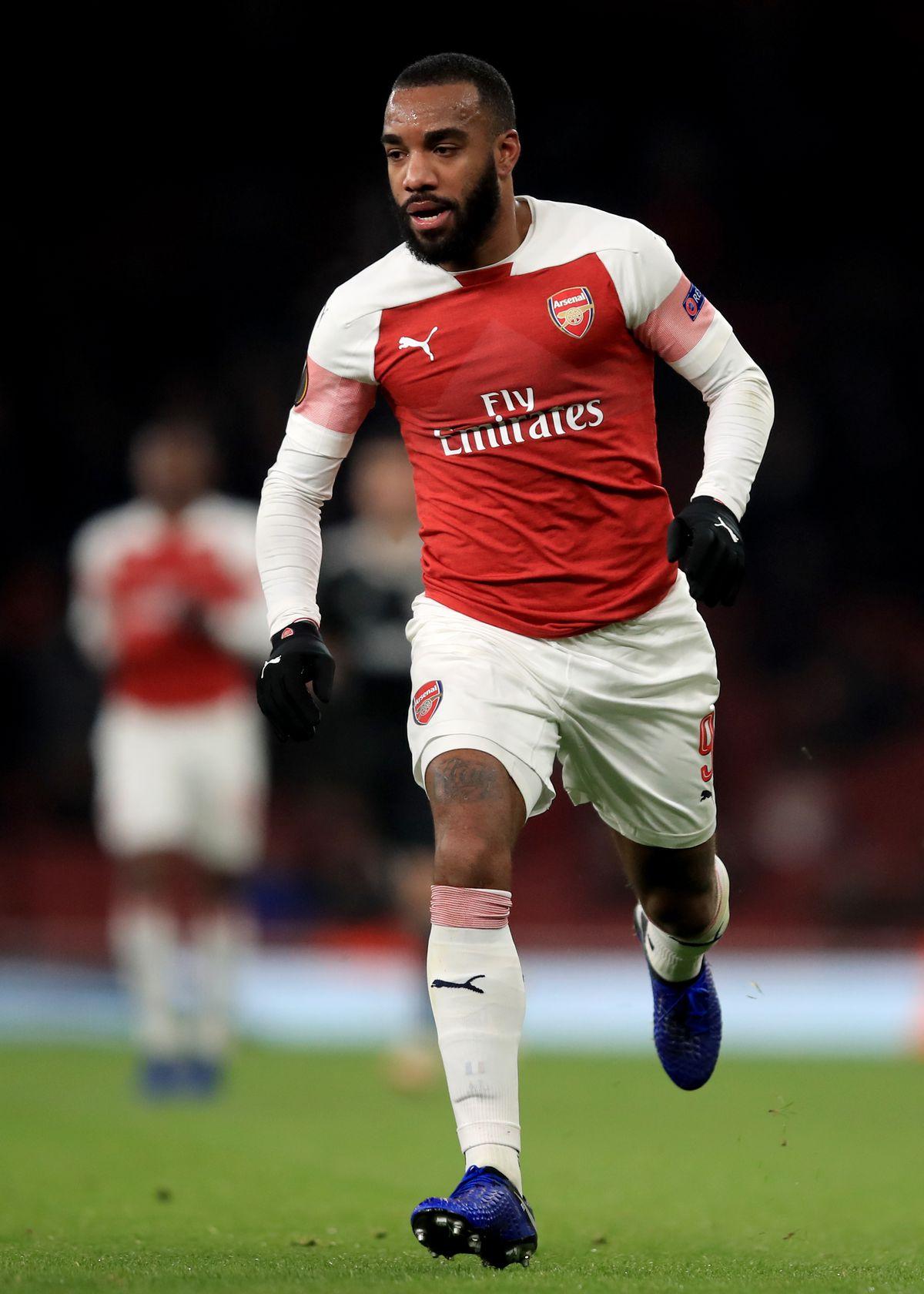 Alexandre Lacazette - Arsenal - Premier League