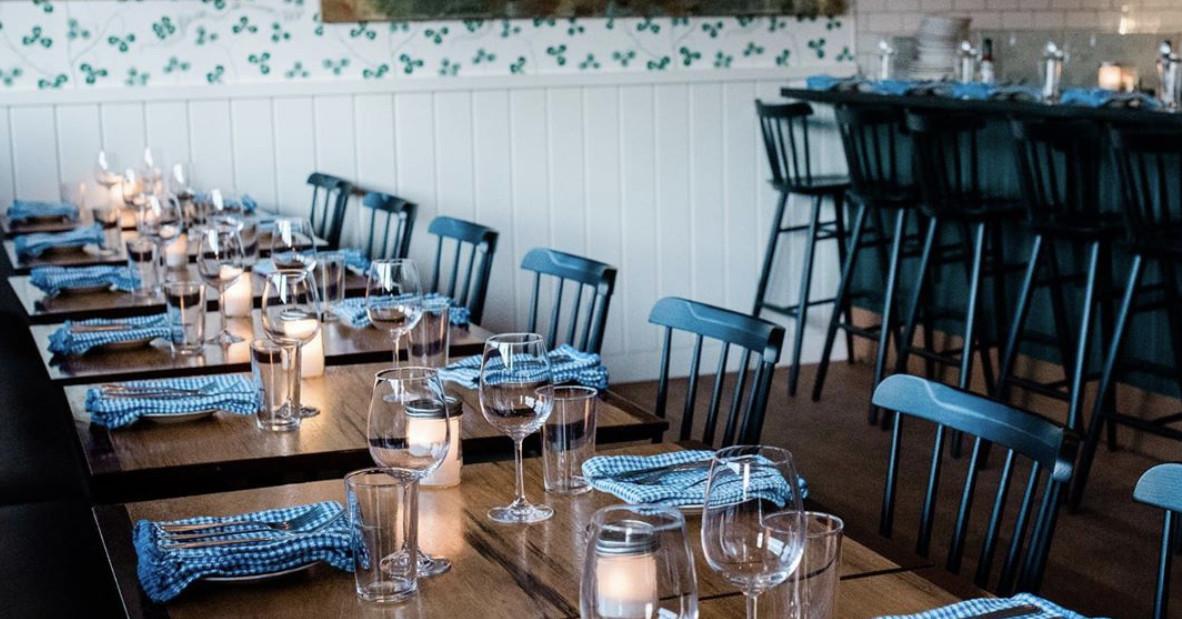 Joe Beef's Petite New Seafood Restaurant Is Open in Little Burgundy