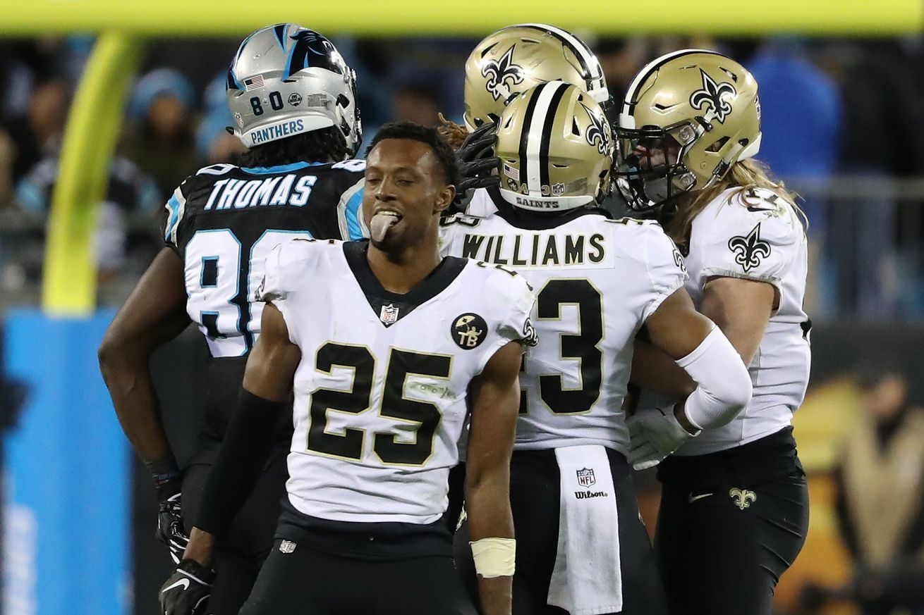 Saints hold on for come from behind victory in 12-9 defensive bout over Panthers | Recap [Podcast]
