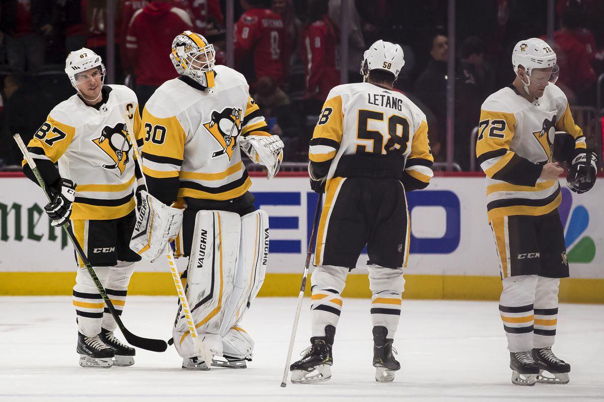 Pittsburgh Penguins v Washington Capitals
