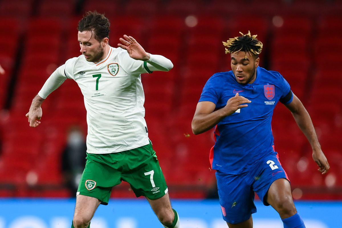 England v Republic of Ireland - International Friendly