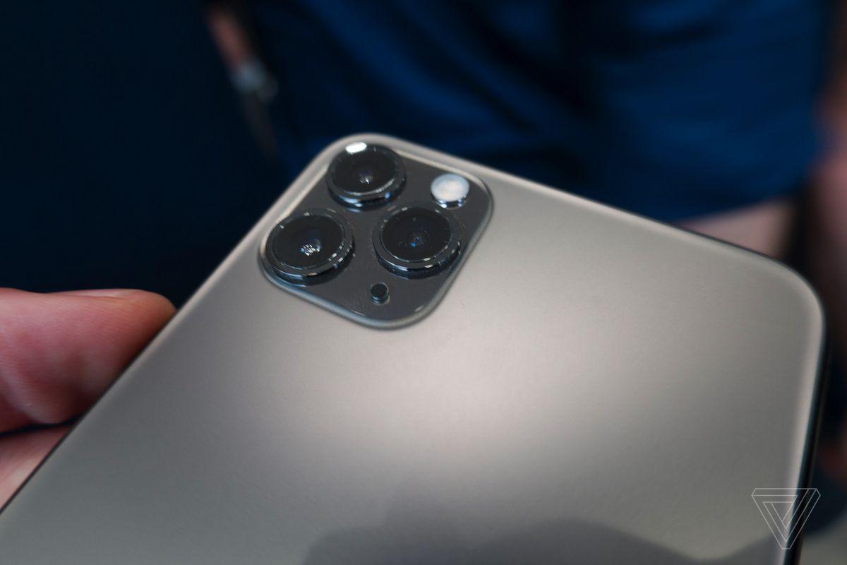 iPhone square camera