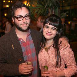 Noah and Rae Bernamoff