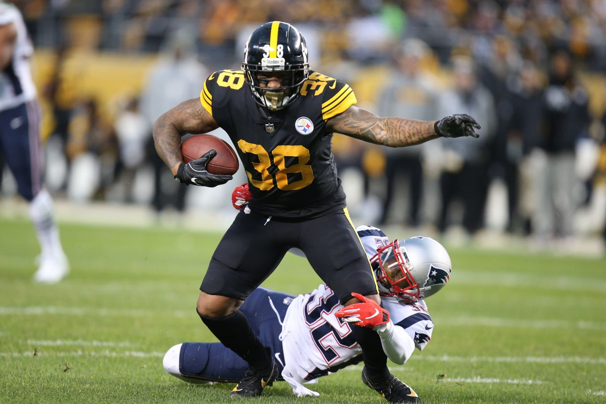 Steelers get huge a contribution from rookie RB Jaylen Samuels in win over  Patriots 4fa361242