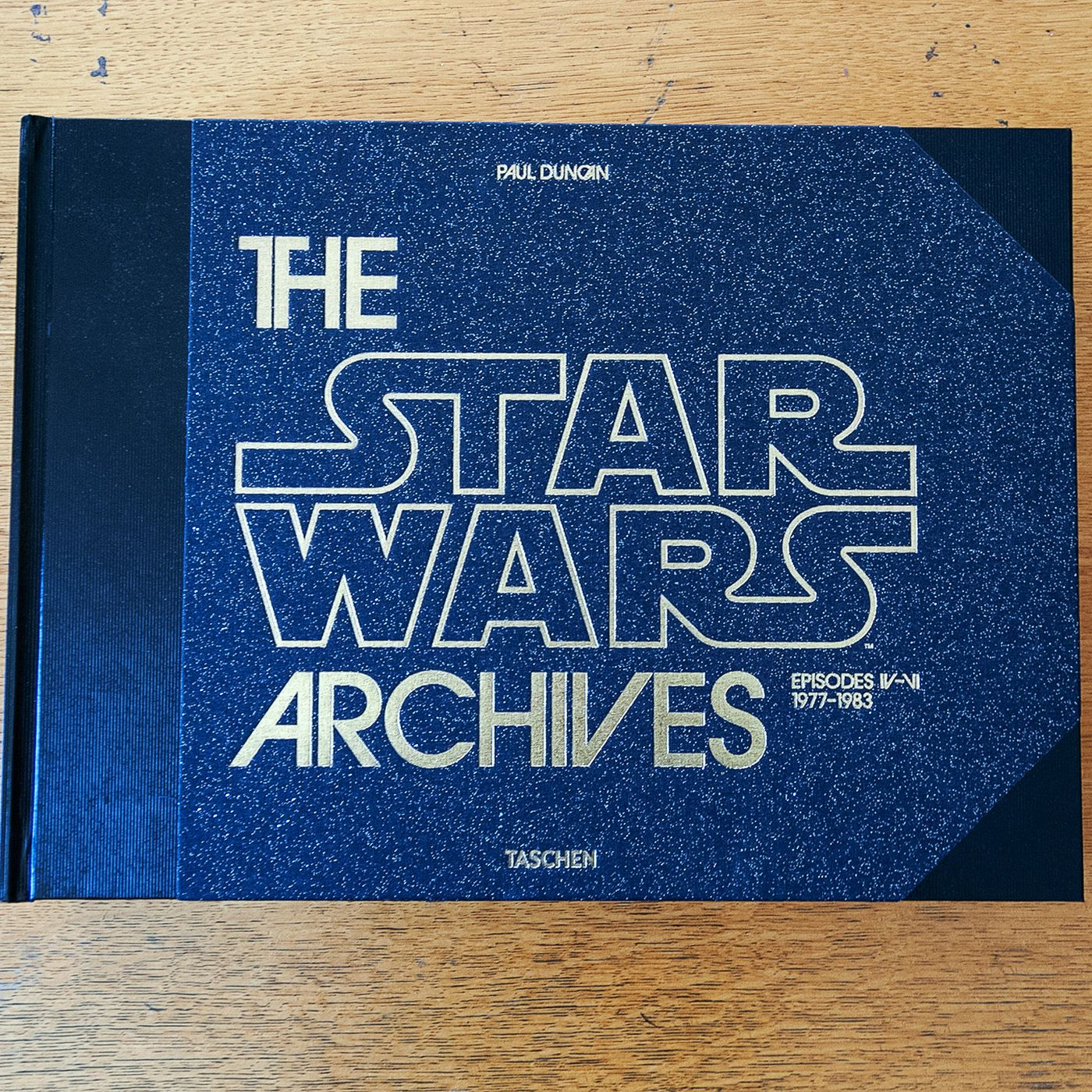 The Star Wars Archives Is A Monster Behind The Scenes Book The Verge