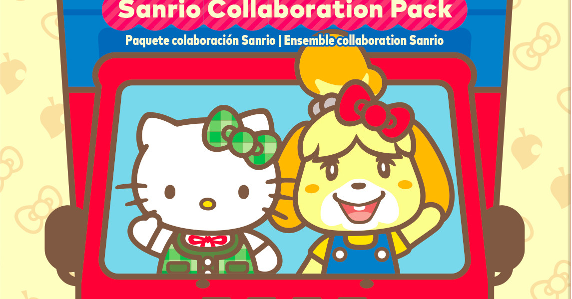 Animal Crossing New Horizons: Hello Kitty villagers coming to Target -