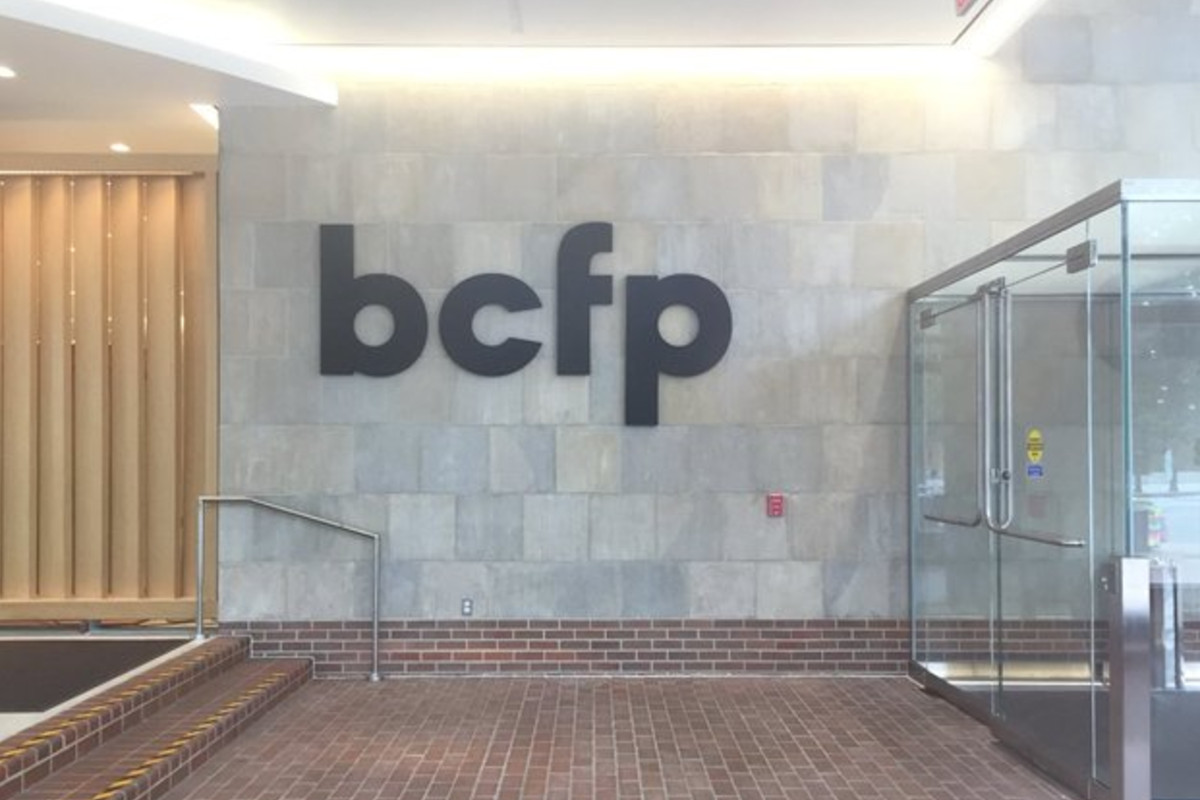 Mick mulvaney changed the cfpbs sign to bcfp vox