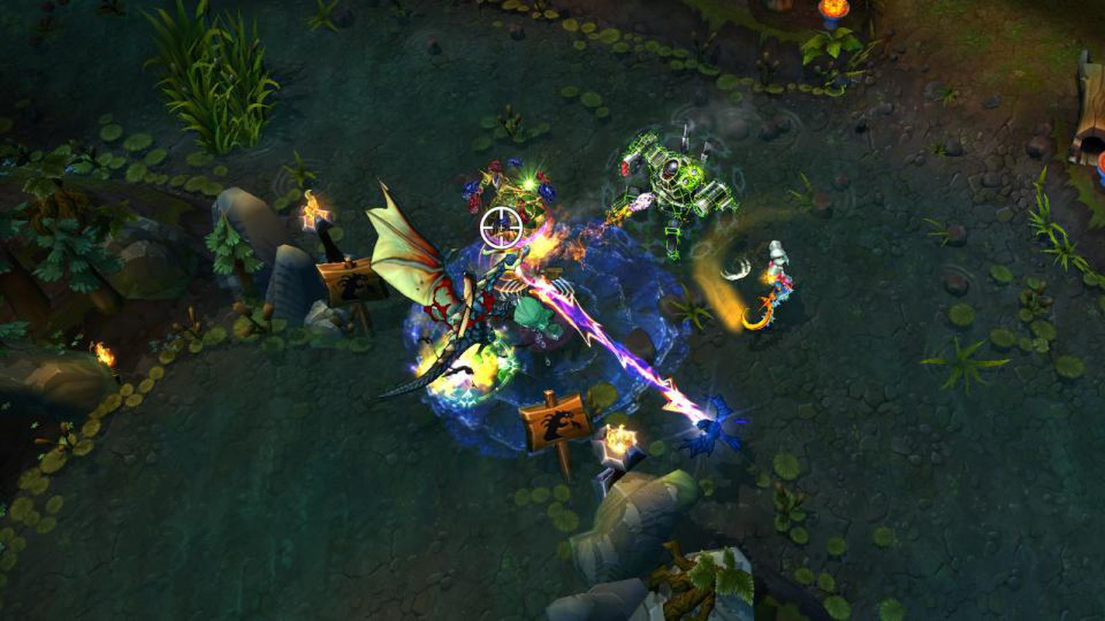 Surrender at PBE Cycle