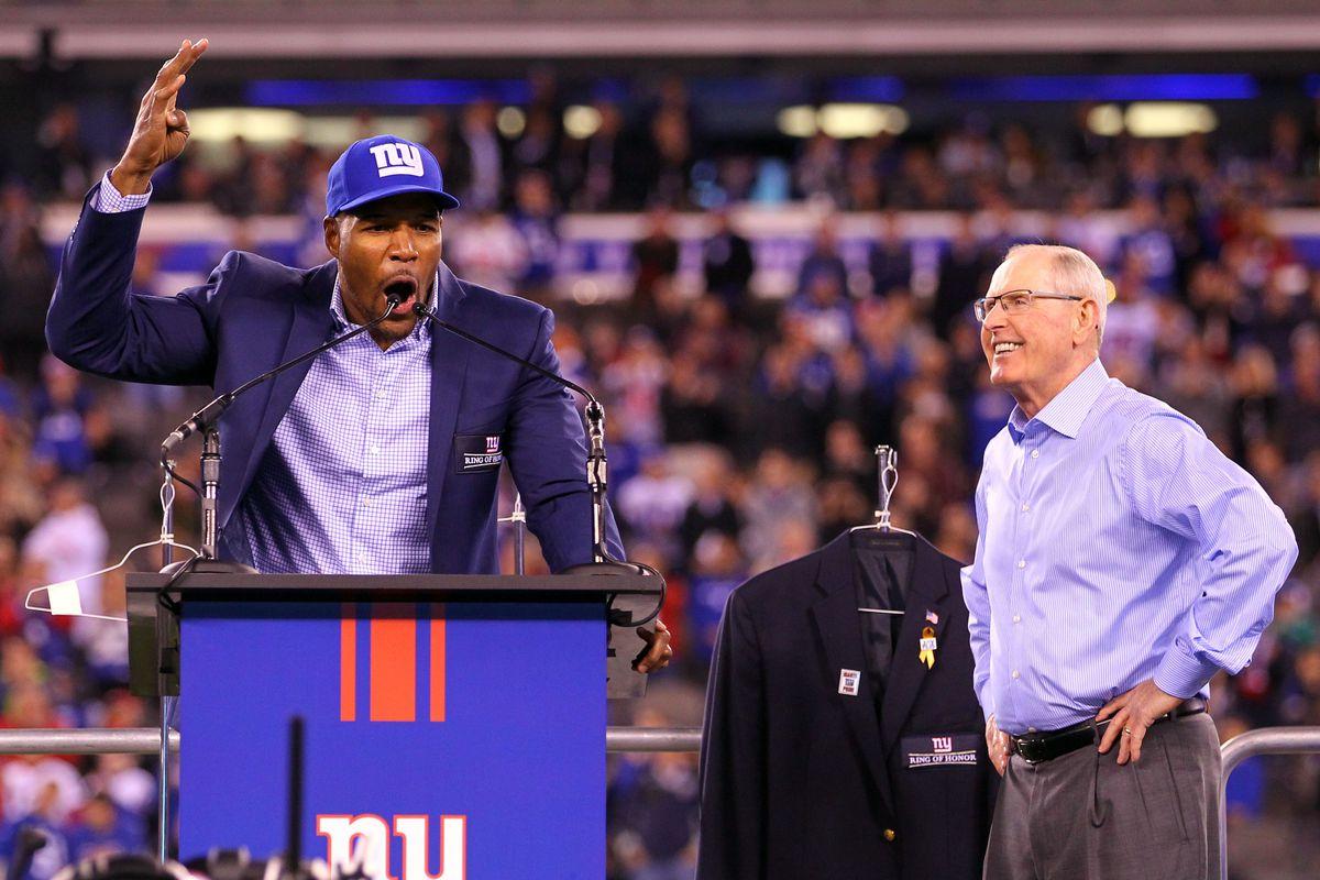 NFL: Cincinnati Bengals at New York Giants