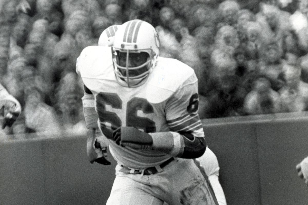 Larry Little - Miami Dolphins - File Photos