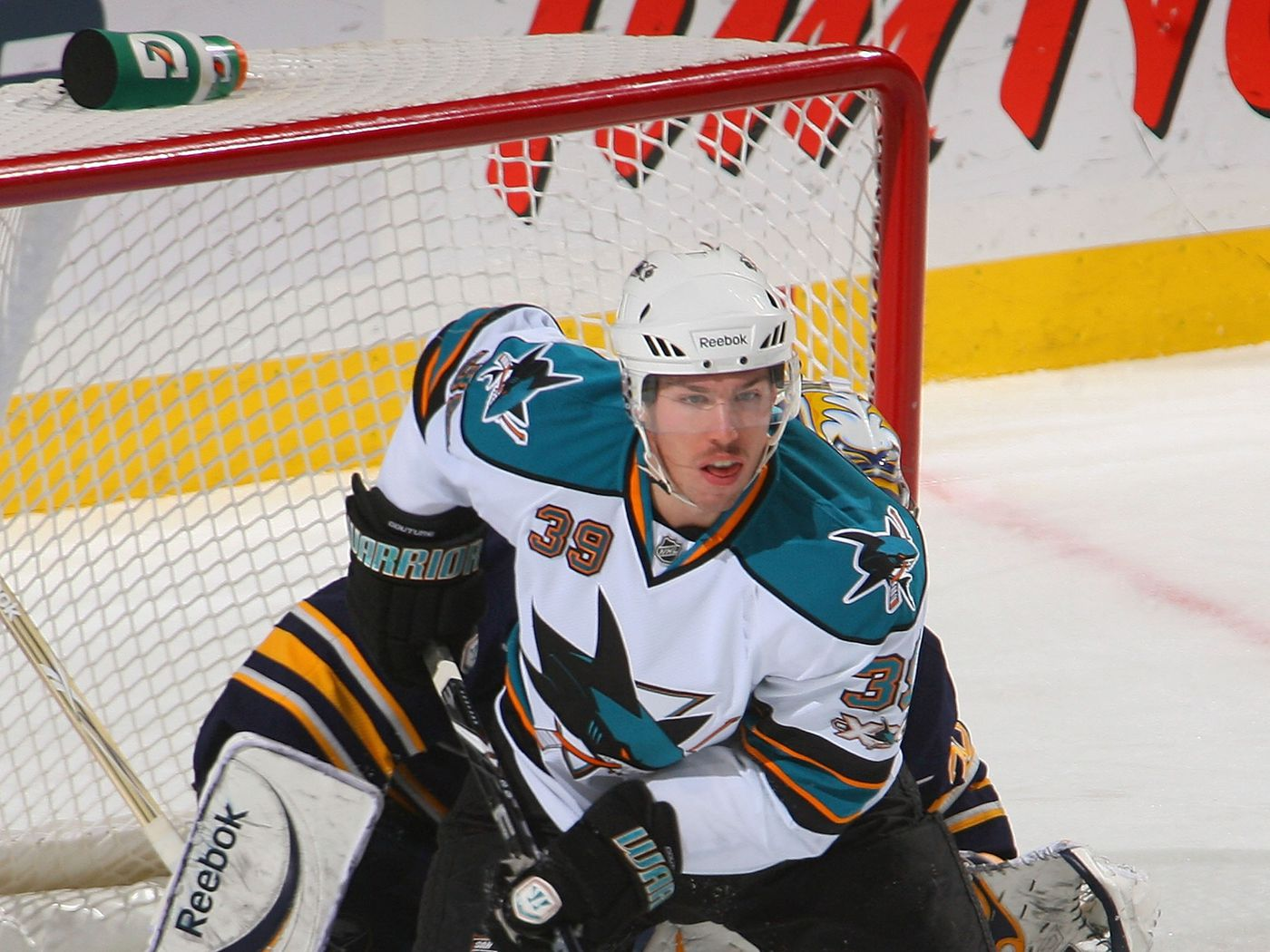 huge discount 3efc1 4a9de The Daily Chum: Logan Couture and the Buffalo Bills: A love ...