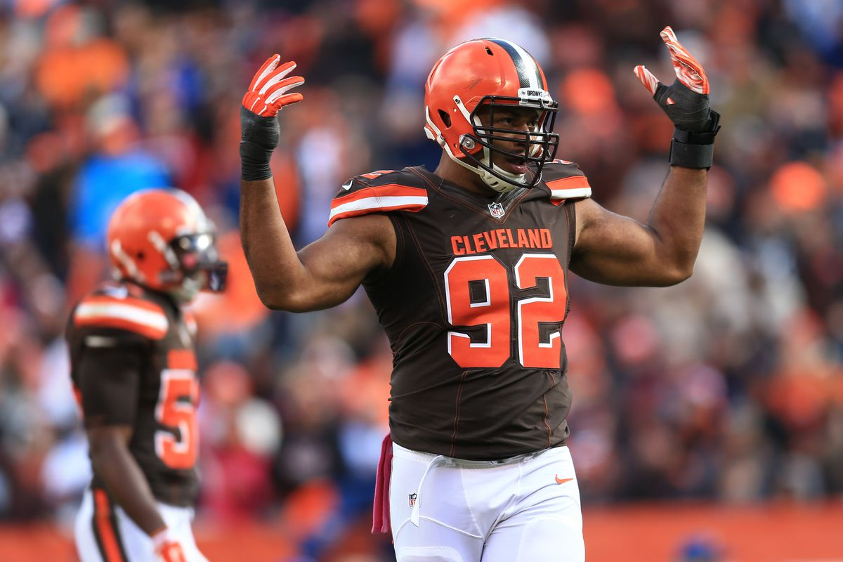 Browns top pick Garrett still sidelined by unknown injury