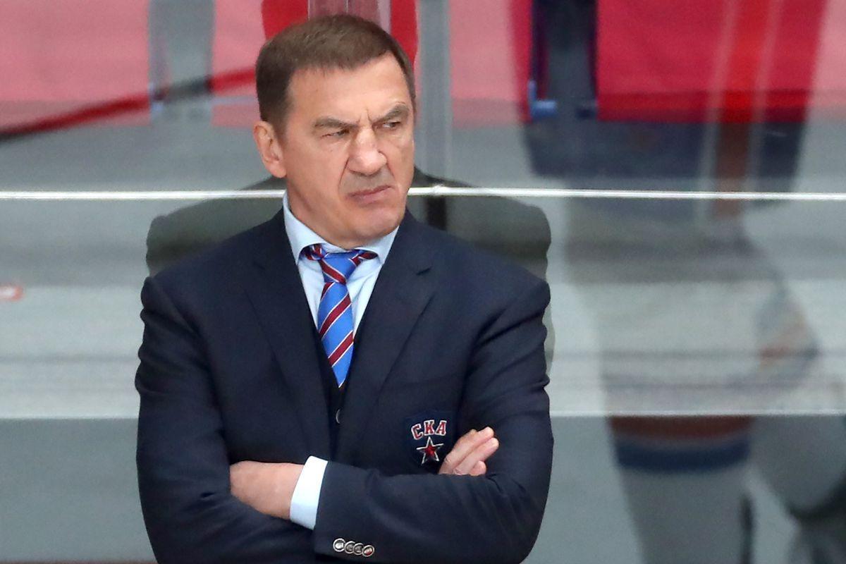 Kontinental Hockey League: Avangard Omsk vs SKA St Petersburg