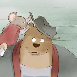 """Ernest and Celestine"""" brings a popular Belgian book series to the big screen in English for the first time."""