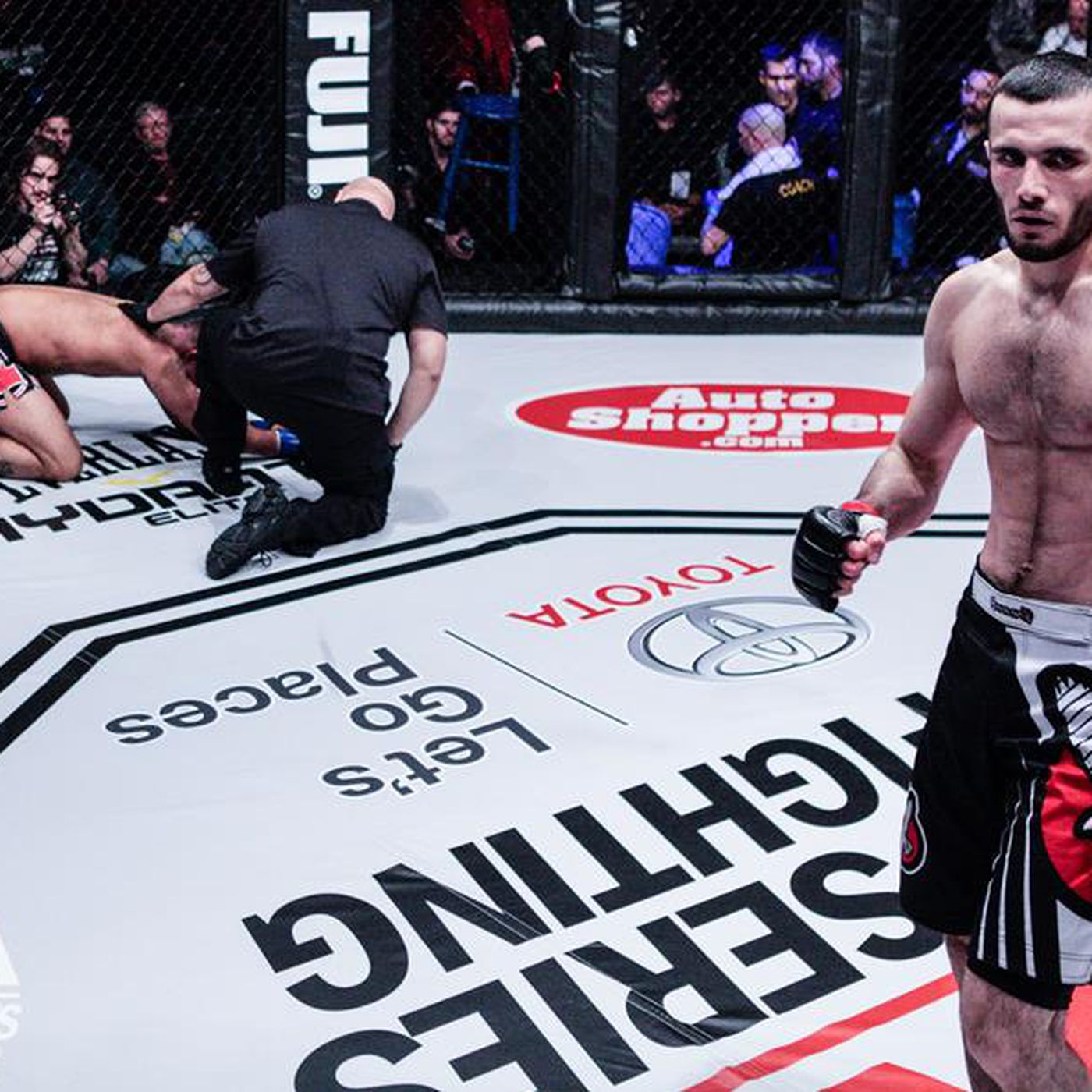 The darkhorse of WSOF 25's eight-man tourney? Look no further than