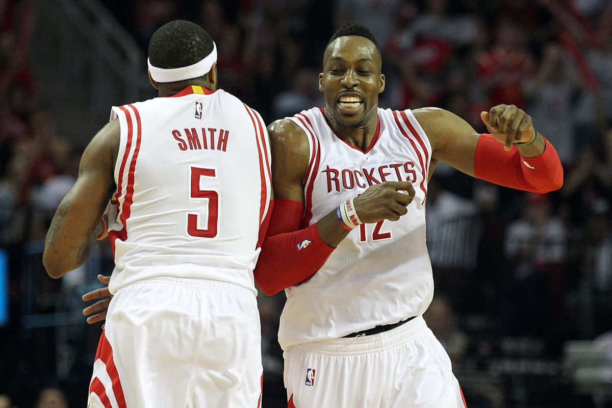 03b2bf6ac7be Josh Smith and Dwight Howard can be unstoppable together - The Dream ...