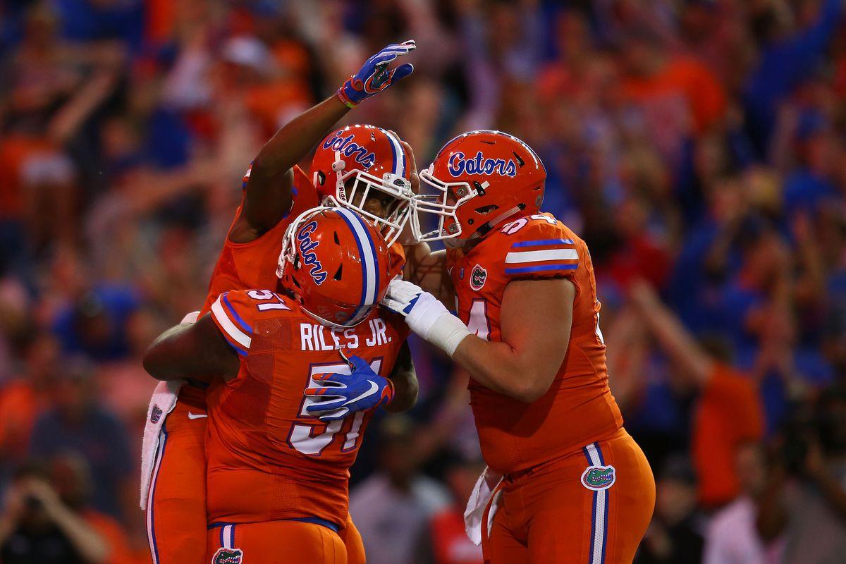 new product 04000 23b8b Florida vs. Kentucky: Gators wearing all-orange uniforms ...