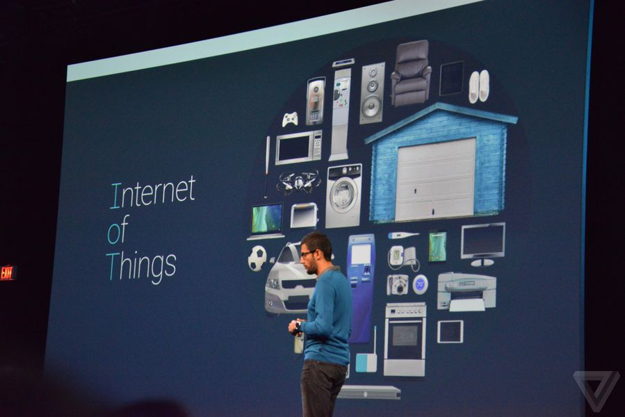 Google announces Brillo, an operating system for the ...