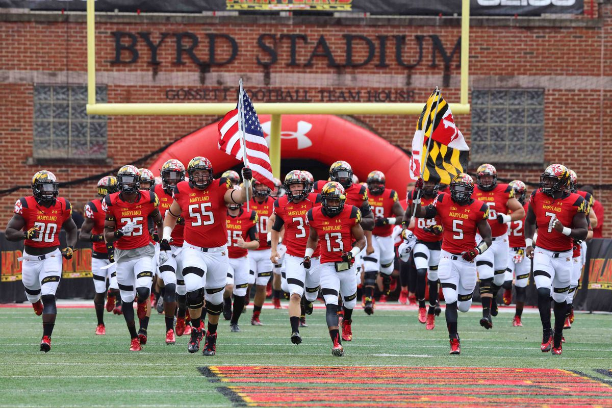 Maryland Vs Michigan Game Time Tv Schedule Live Radio Streaming