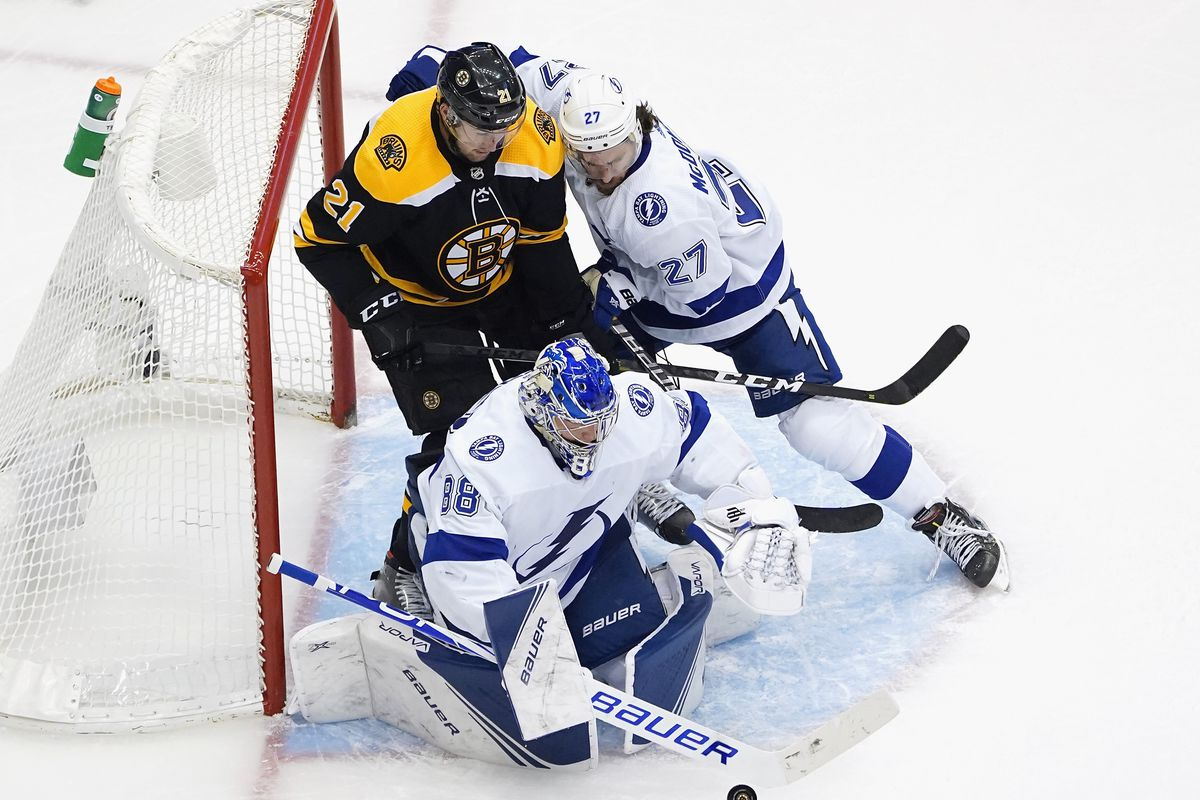 Recap Of Lightning Playoff Win Against Bruins 3 2 Raw Charge