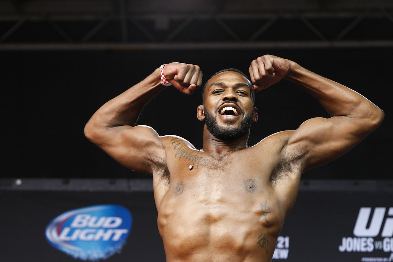 Jon Jones: It's a 'freeing feeling' to be 'looked at as a piece of sh*t by so many people'