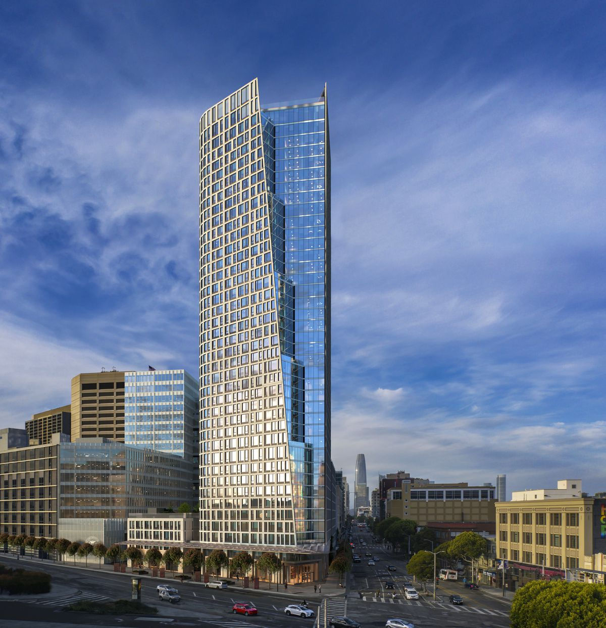 Rental Prices Announced At New SOM-designed High-rise On