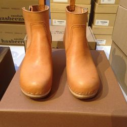 Swedish Hasbeens boots, $99