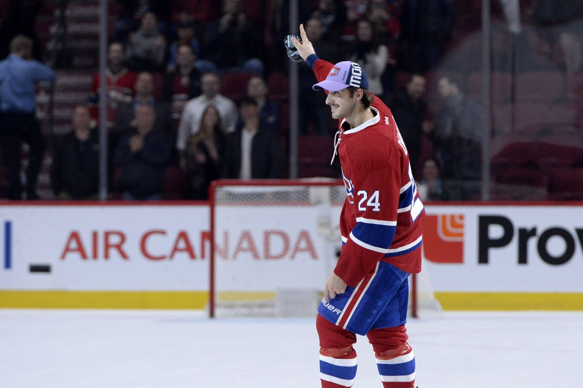 NHL: Los Angeles Kings at Montreal Canadiens