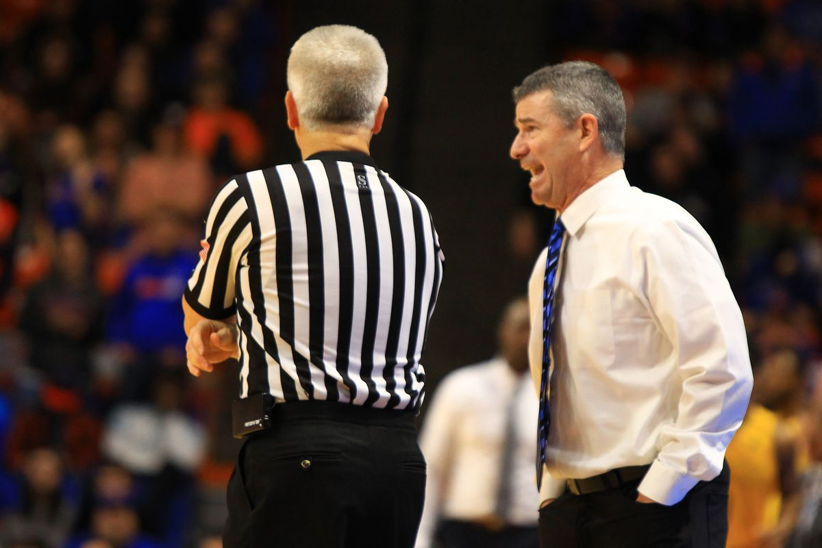 NCAA Basketball: Wyoming at Boise State
