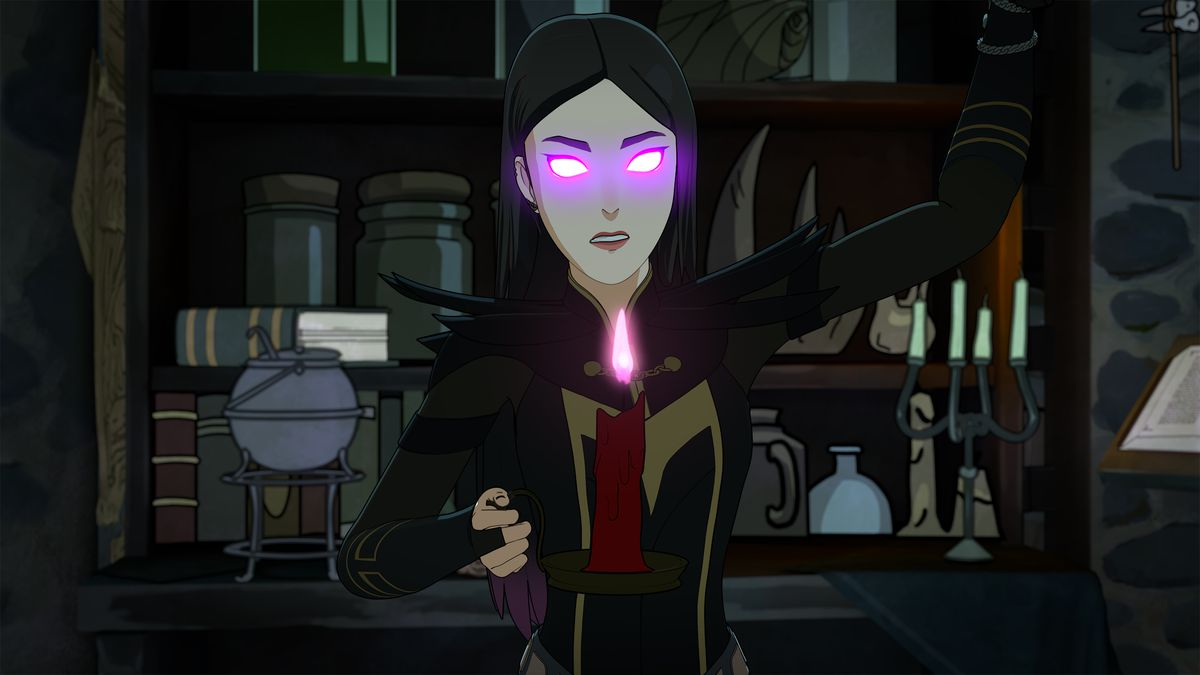 The Dragon Prince First Episode Reactions Amp Creators