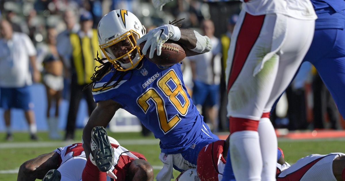 Report Melvin Gordon To Miss A Few Games Bolts From The