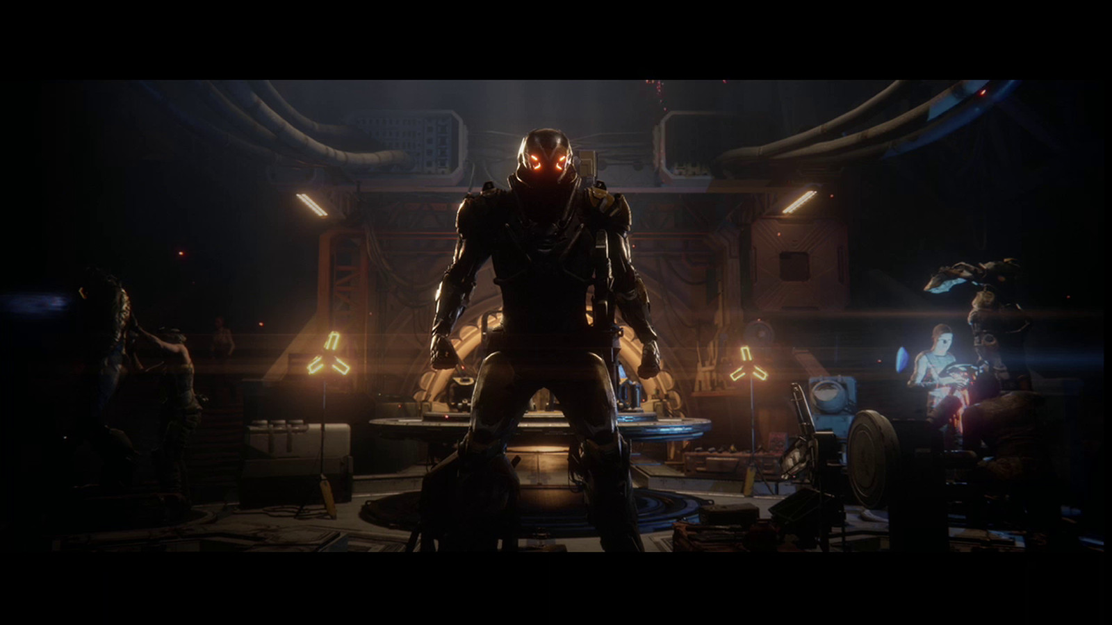 Anthem Gameplay Demo Lives Up To Xbox One X S 4k Promises Polygon