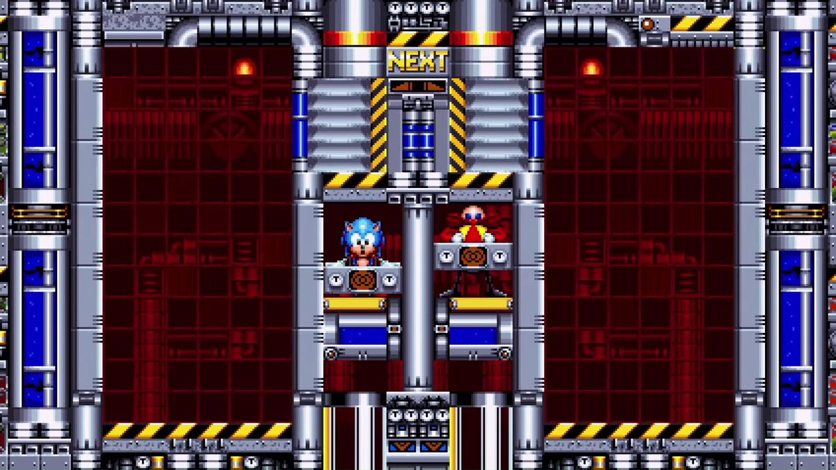 Sonic Mania's 'game-changing' boss fight was the highlight