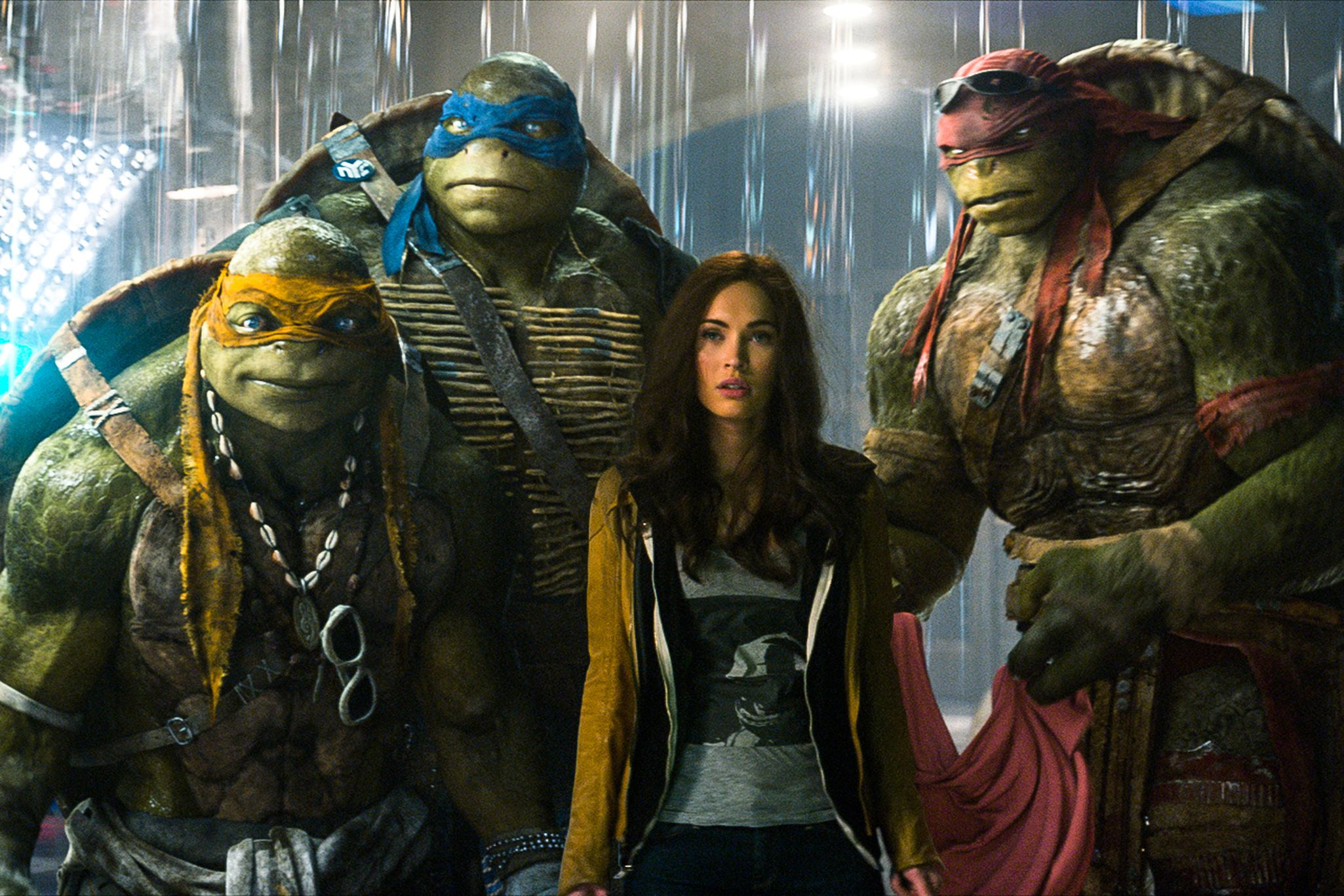 Teenage Mutant Ninja Turtles Review The Verge