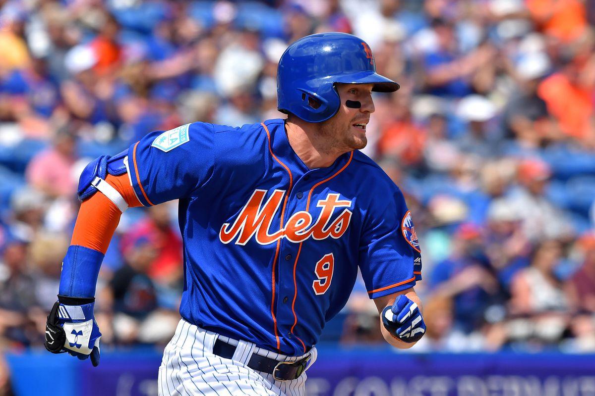 MLB: Spring Training-Washington Nationals at New York Mets