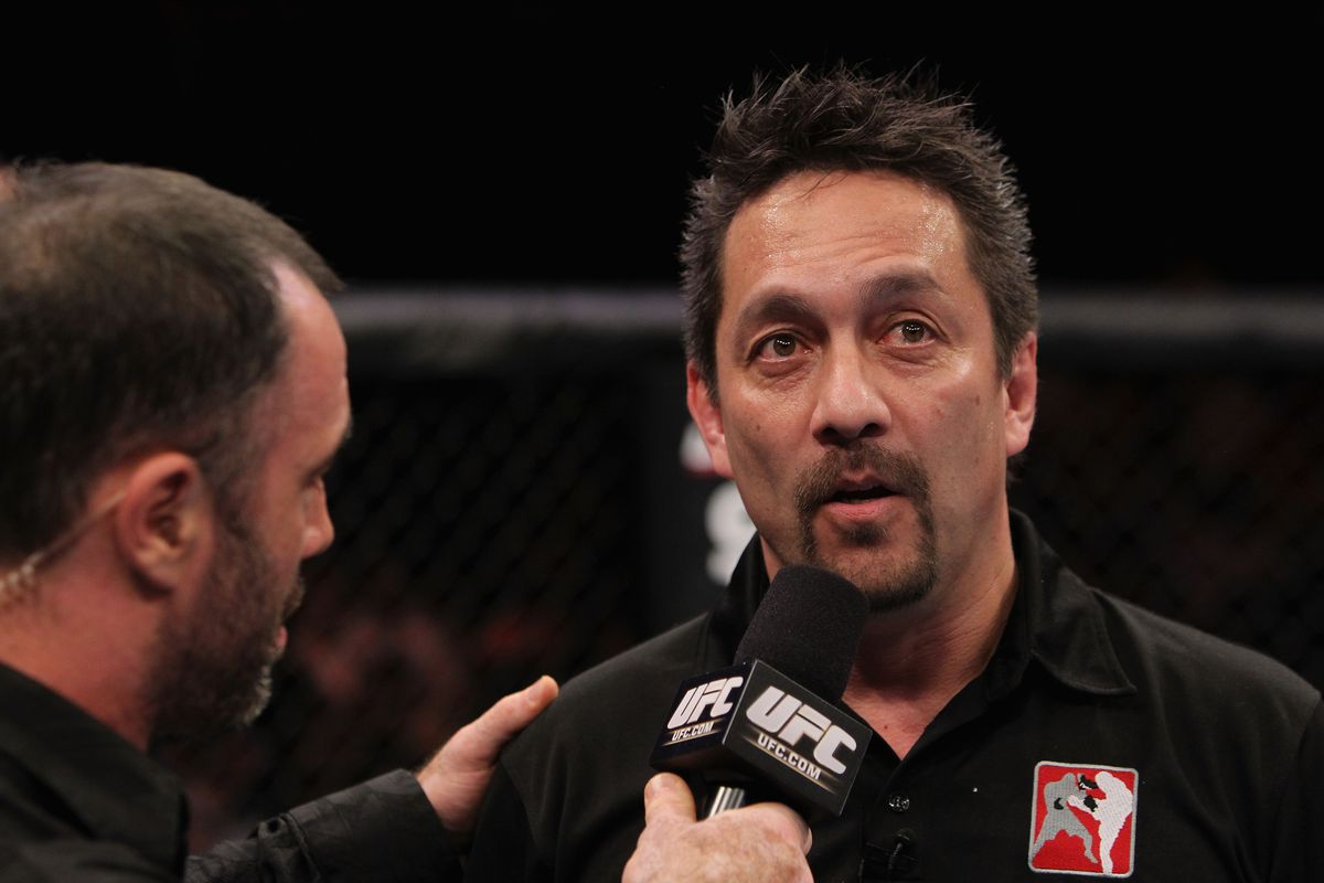Mario Yamasaki's last UFC appearance was in February 2018.