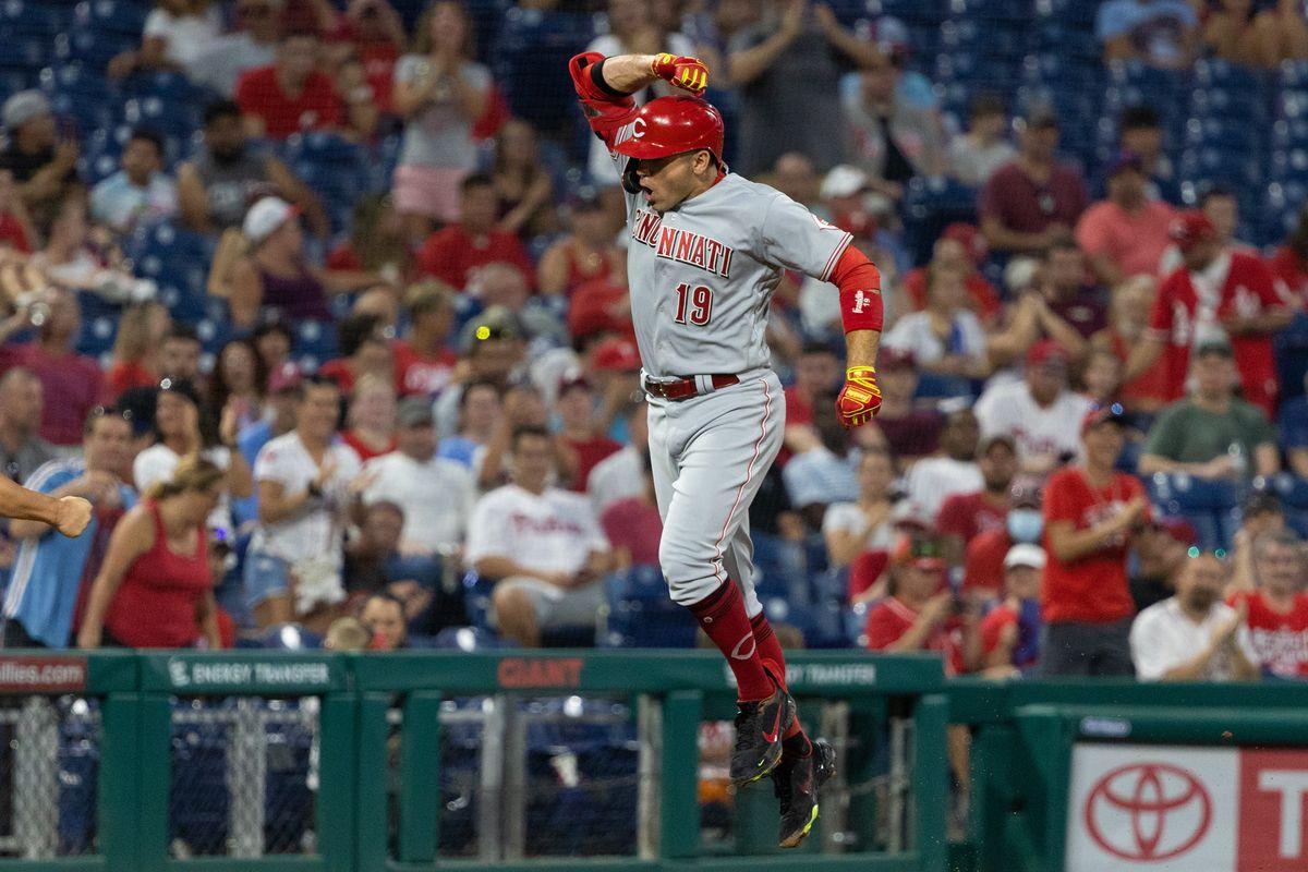 MLB: Cincinnati Reds at Philadelphia Phillies