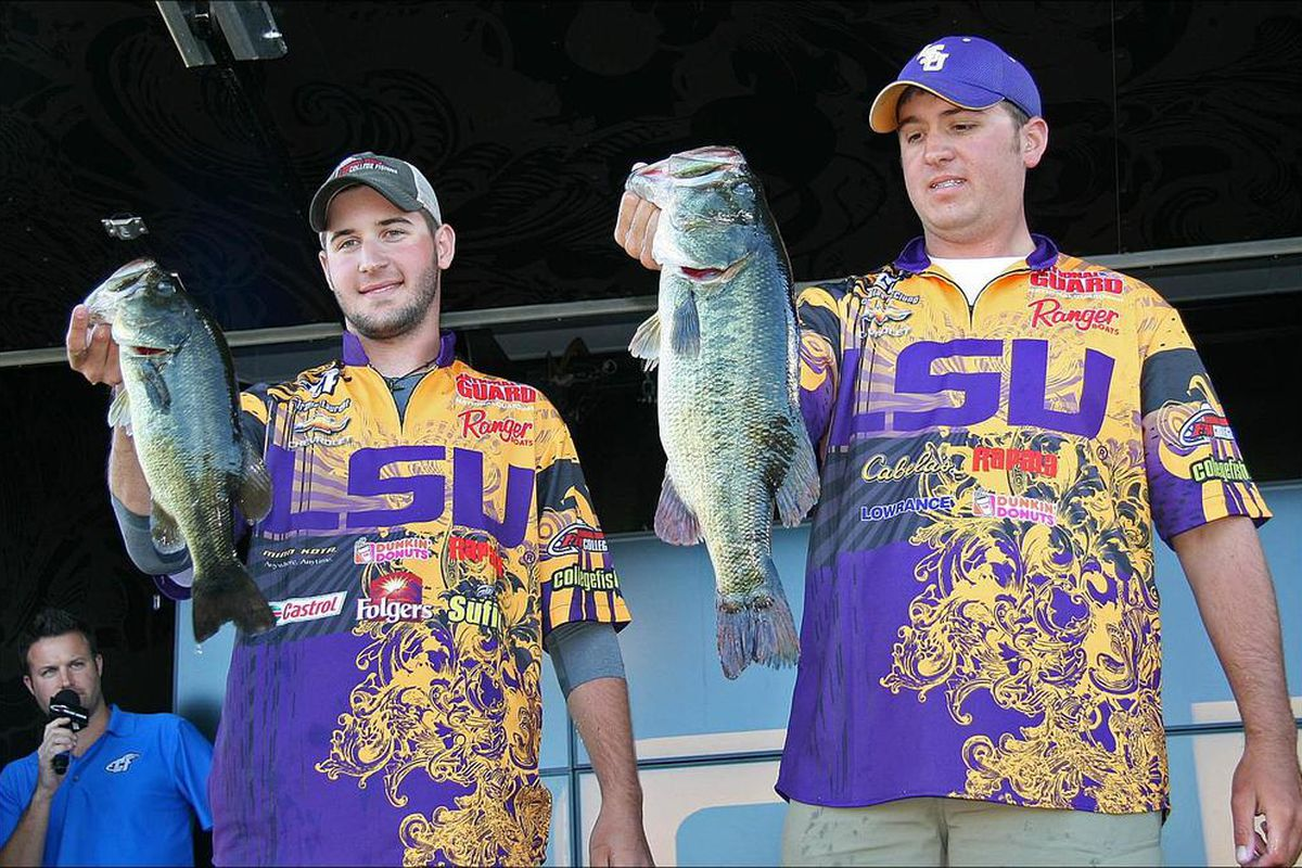 """Yes, It's time to talk fishing once again. image via <a href=""""http://www.lsufishing.com"""">www.lsufishing.com</a>"""