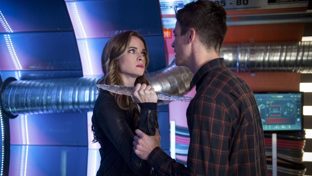 The Flash season 3 episode 7