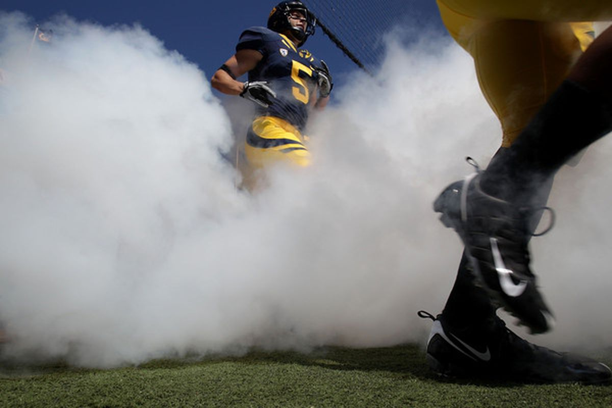 It's hard to figure out whether Cal's 2-0 start is all smoke or something that'll stick around longer.