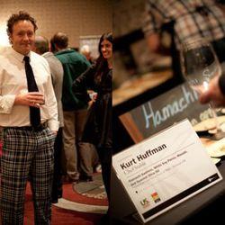 Kurt Huffman and pants.